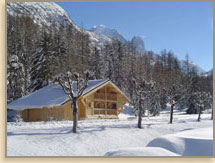 Ski Chalet Argentiere (Click to enlarge)